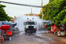 Sanean calles de Juchitán