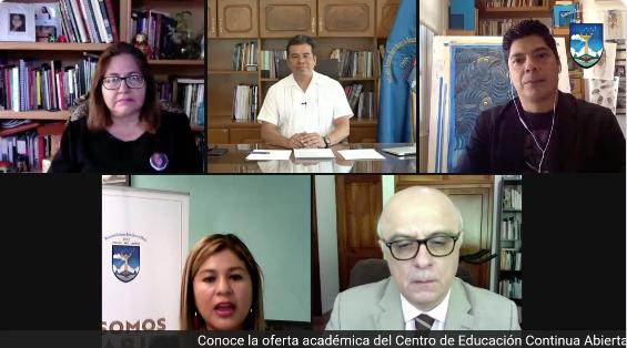 """Realizan conferencia virtual """"Caricatura política y periodismo de opinión"""""""