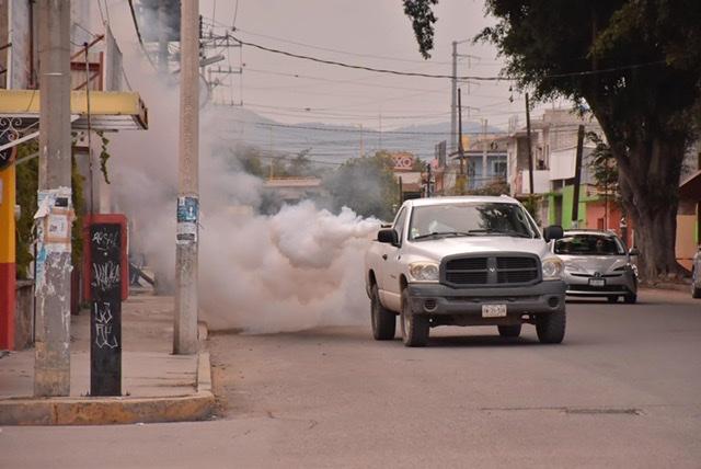 Refuerzan acciones contra el dengue