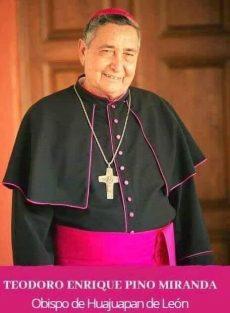 Fallece Obispo de la Diócesis de Huajuapan