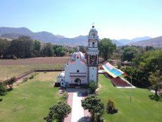 Cancelan festividad en honor a Santiago Apóstol y Caballerito en Huajolotitlán