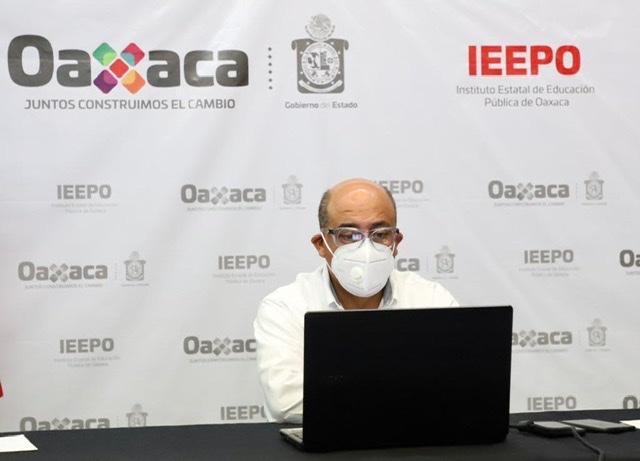 Participa Director General del IEEPO en reuniónnacional para fortalecer la educación pública