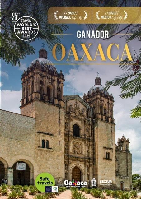 Oaxaca, la mejor ciudad turística del mundo | Diario Marca