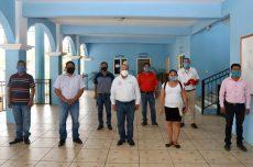 En coordinación con autoridades municipales, avanzacenso y atención en la Costa por daños de sismo: IEEPO
