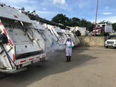 Descarta Ayuntamiento de Oaxaca brote de COVID-19 entre trabajadores de limpia