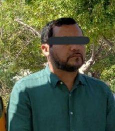 Detiene FGR a exdelegado federal por presunto secuestro