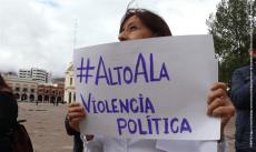 Crearán lista de quienes cometan violencia política de género