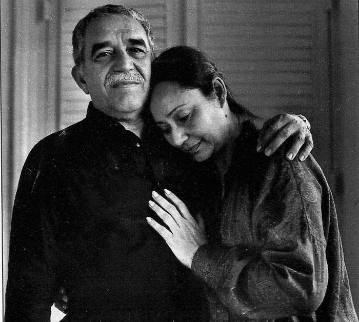 Mercedes Barcha La Mujer Esencial En La Vida Y Obra De García Márquez Diario Marca