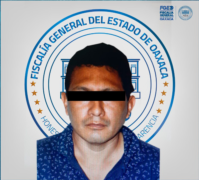 Vinculan a proceso a un hombre que presuntamente prostituía a dos mujeres en el municipio oaxaqueño de santa Cruz Xoxocotlán.