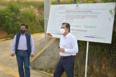 Obra de pavimentación en Donají beneficiará a 144 habitantes