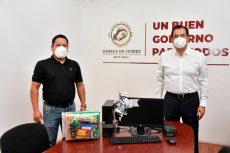 Refrendan atención a las agencias de Oaxaca de Juárez