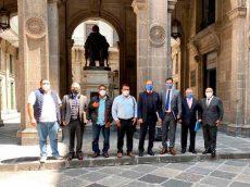 Abierto el diálogo entre Gobierno Federal, Gobierno de Oaxaca y magisterio para el avance de solicitudes- IEEPO