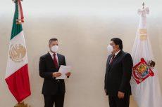 Designa AMH a Francisco Javier García López como Secretario General de Gobierno_02