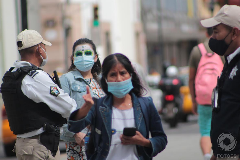 De los 587 contagios de Covid-19 activos, Oaxaca de Juárez y Santa Cruz Xoxocotlán registran 187 y 39 pacientes, respectivamente.
