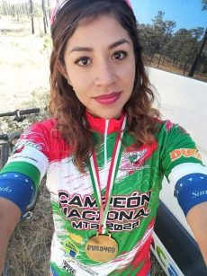 Oaxaqueños suben al podio en Campeonato Nacional de Ciclismo de Montaña