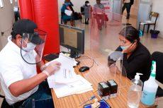 Supervisan Centro de Atención a Ahorradores Defraudados de Huajuapan