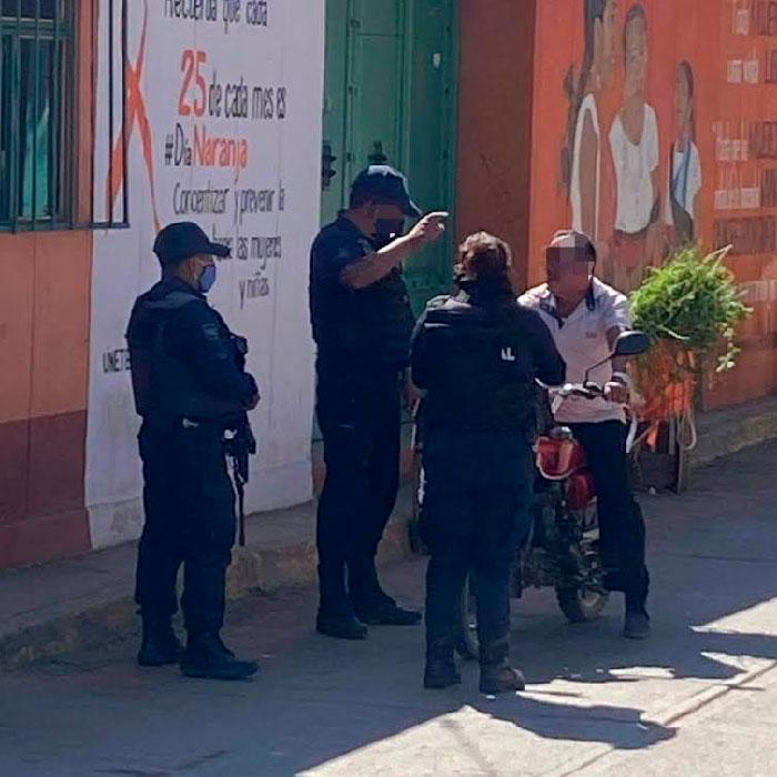 En Zaachila, cárcel a quien no use cubrebocas | Diario Marca