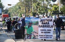 Con nueva rodada continúan pidiendo justicia por muerte de Gabriela Soto