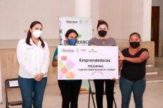 Fortalecen economía de mujeres mixtecas