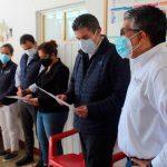 Supervisan servicios médicos en comunidades de la Sierra
