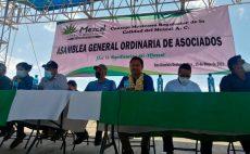 Designan a nuevo presidente del Consejo Mexicano Regulador de la Calidad del Mezcal