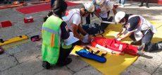 Convoca PC de Huajuapan a participar en primer Simulacro Nacional 2021