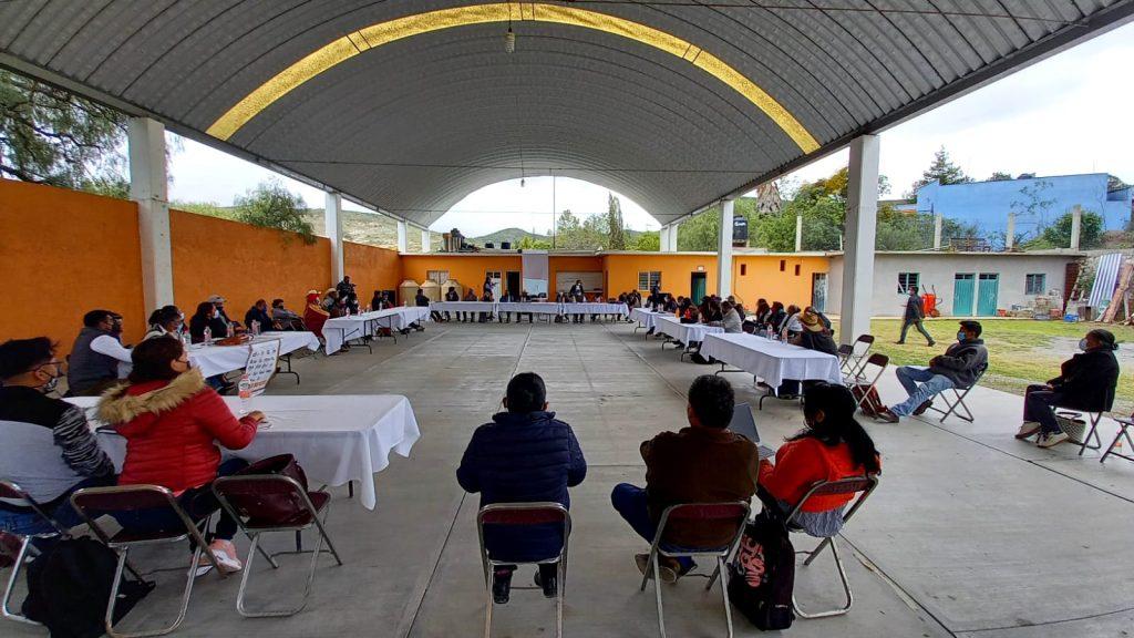 Impulsan proyectos de revitalización lingüística en el municipio de San Miguel Tequixtepec