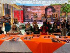 A tres años de su feminicidio, piden justicia por Maria del Sol Cruz