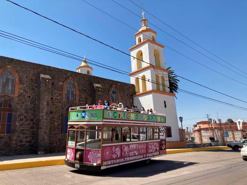 Pueblos mexicanos prefieren turismo en lugar del campo