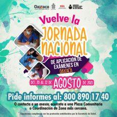 Invitan a finalizar estudios de primaria o secundaria con el IEEA Oaxaca