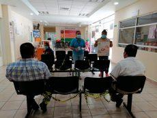 Trabajo de las y los Promotores de la Salud, esencial para el bienestar de la población: SSO