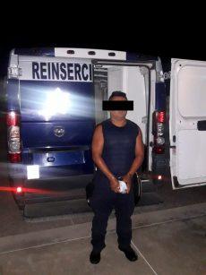Cesan de su cargo a elemento PABIC; pretendía introducir contrabando a penal