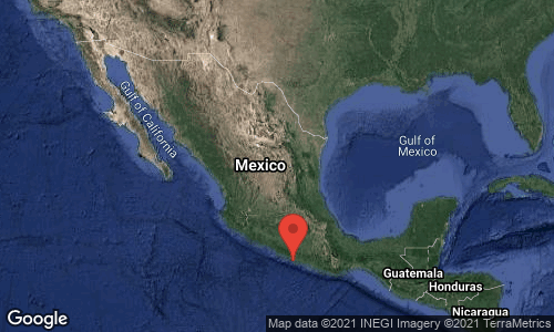 Oaxaca sin reportes de daños tras sismo de magnitud 7.1 con epicentro en Guerrero