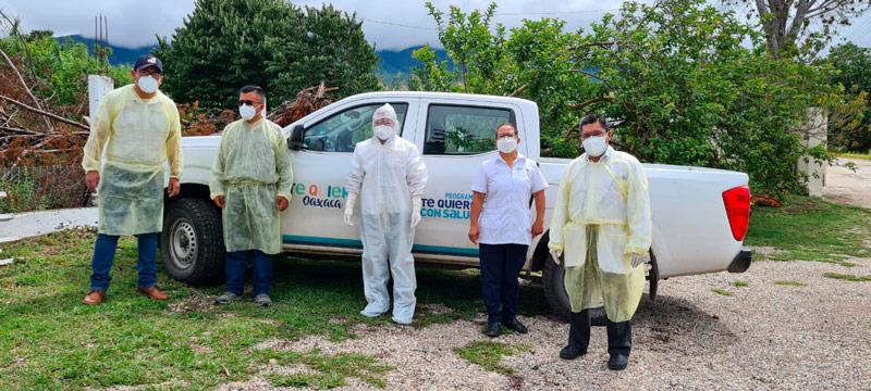 Fundamental, el trabajo de Epidemiología en la protección de la salud: SSO