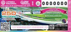 Ganancias del Gran Sorteo de la Lotería Nacional del 15 de septiembre se destinará a atletas mexicanos