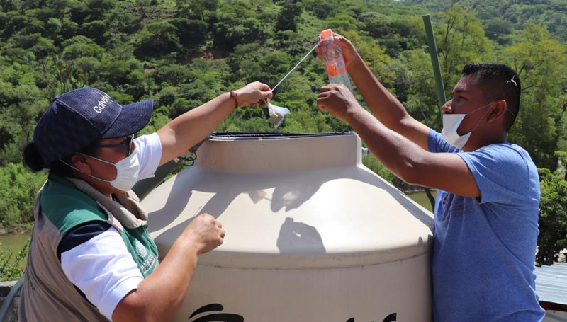 Pide IMSS extremar medidas para evitar enfermar de dengue